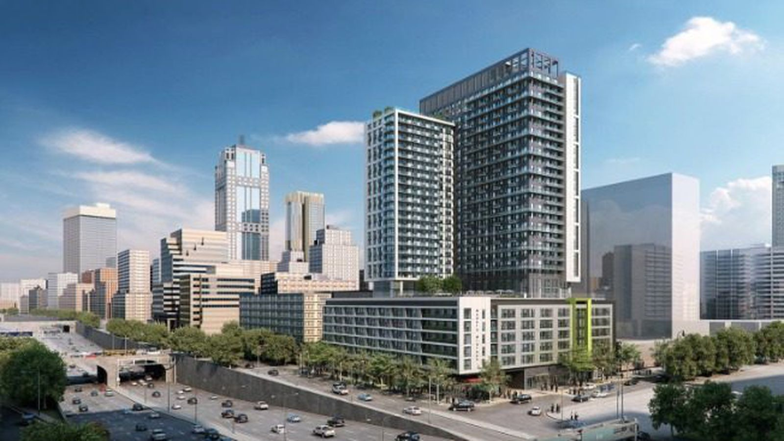 midtown 39 s next swanky rental tower officially launches