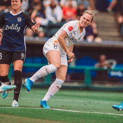 Katie Stengel Goal