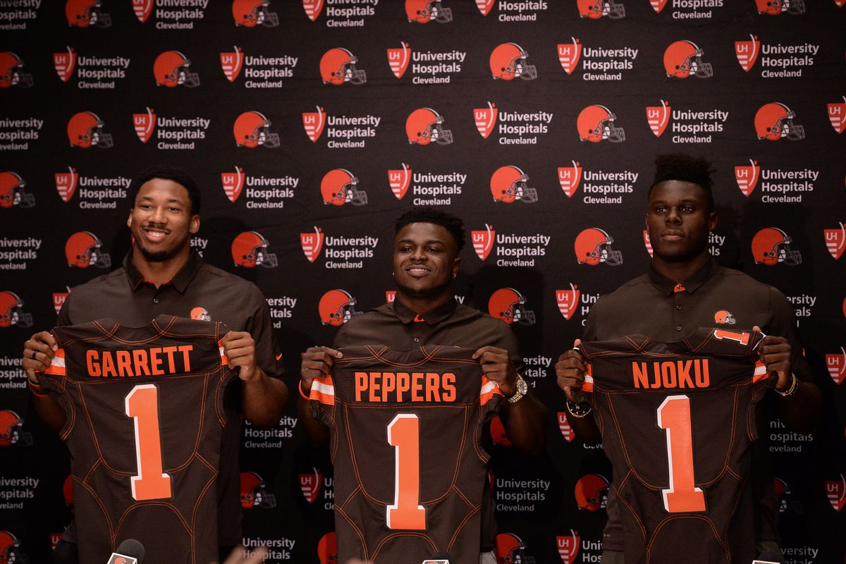 2017 NFL Draft Cleveland Browns First Round Press Conference