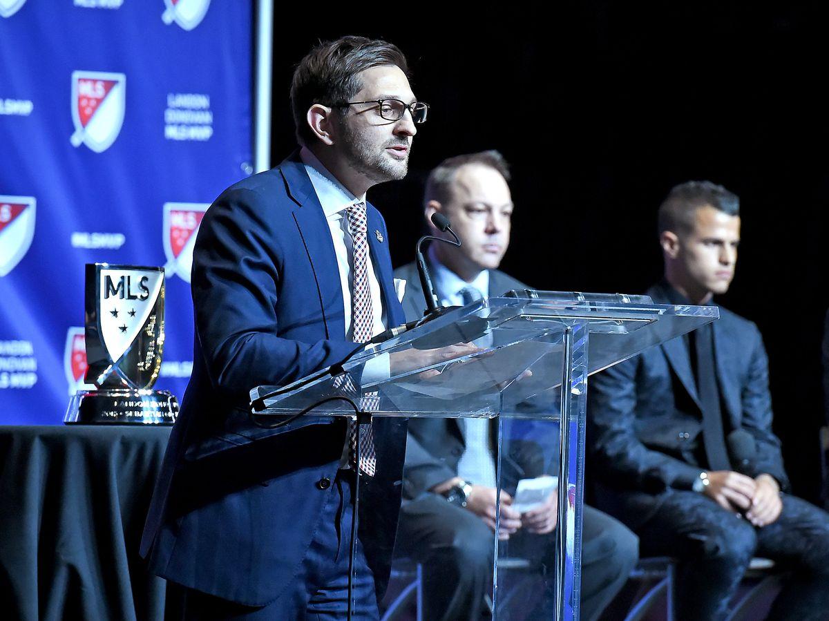 MLS: MVP Press Conference