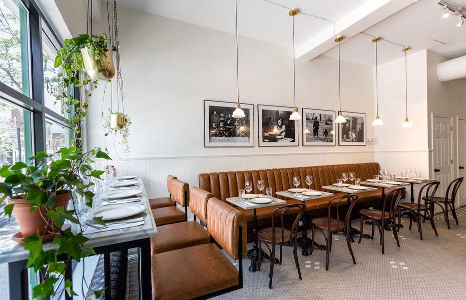 Take A Tour Of Arthurs New Wave Nosh Bar For Saint Henri Fressers