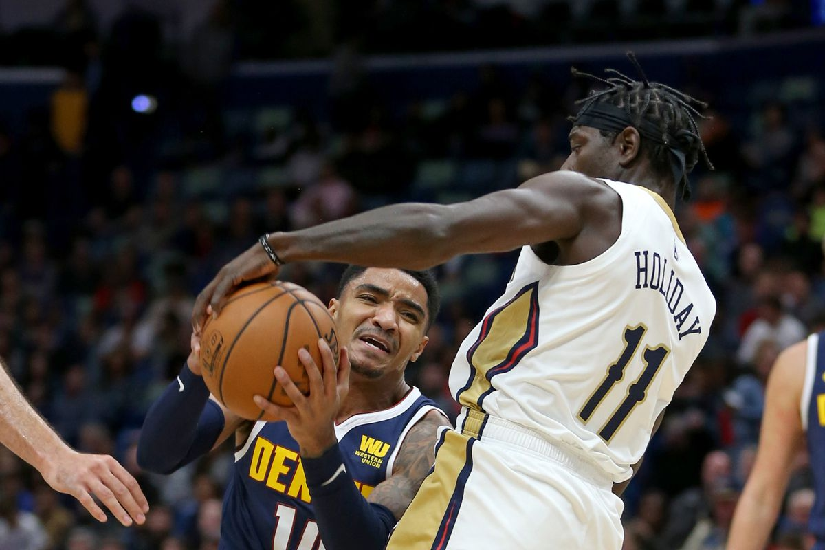 Image result for jrue holiday usa today
