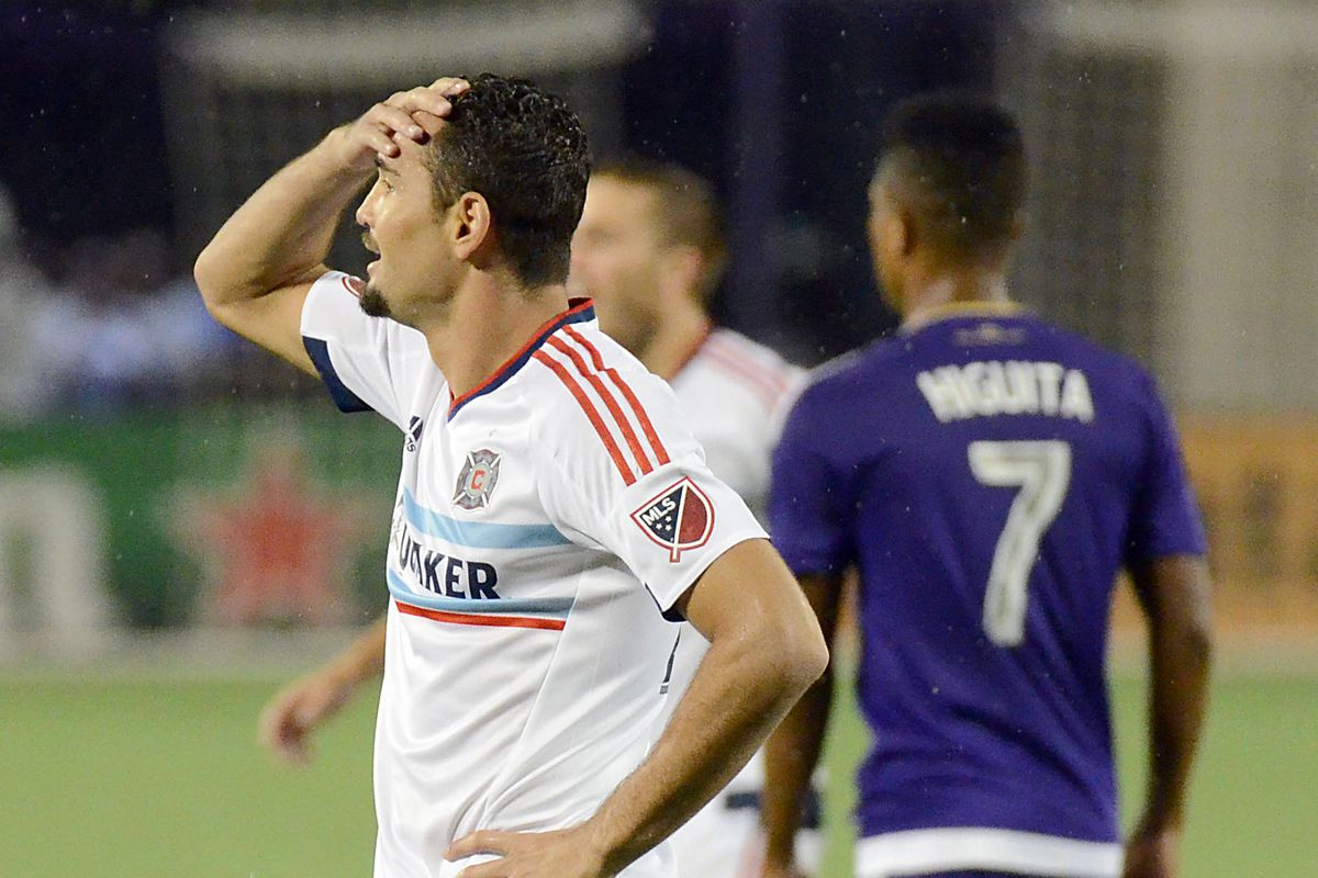 The prodigal Gil returns with the Chicago Fire on Saturday