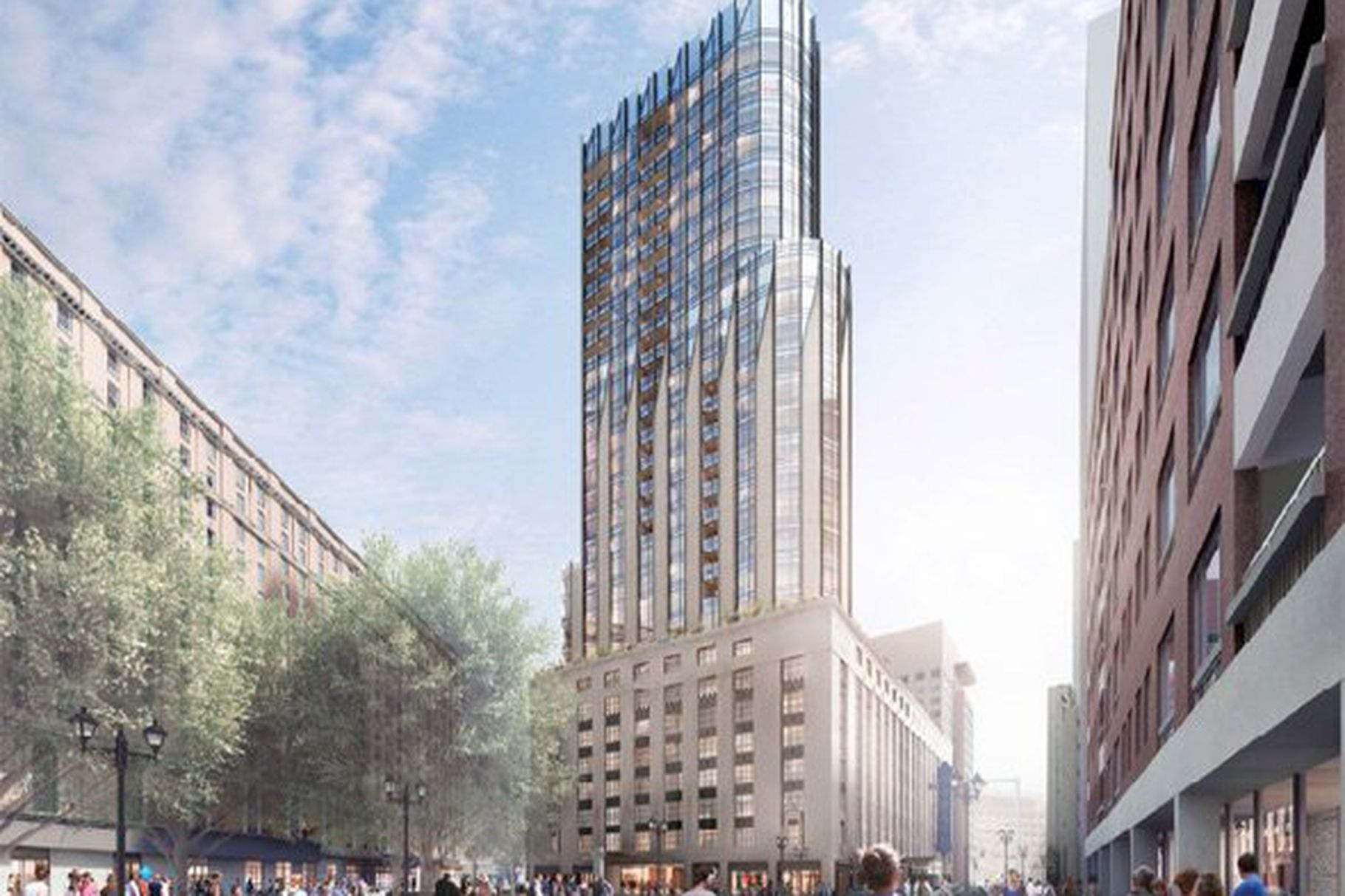 Four Seasons at 220 Boylston Street - Marsh Properties