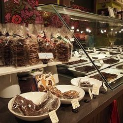 Marcie Blaine chocolates at Verde