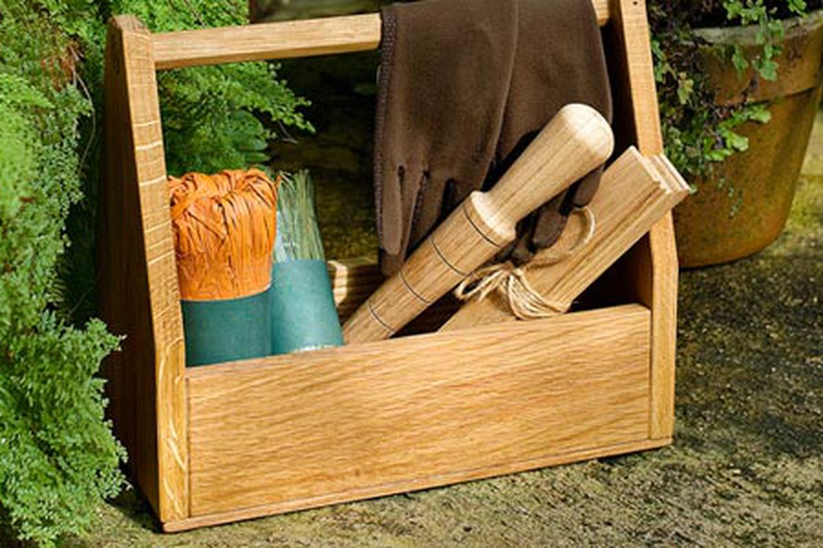 How To Make A Garden Tool Tote This Old House