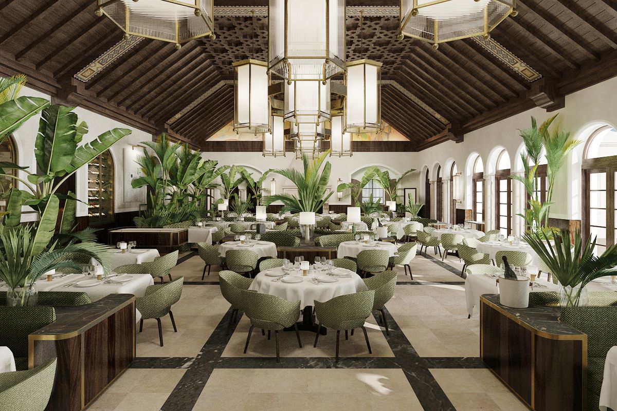 Four Seasons Restaurant New Location