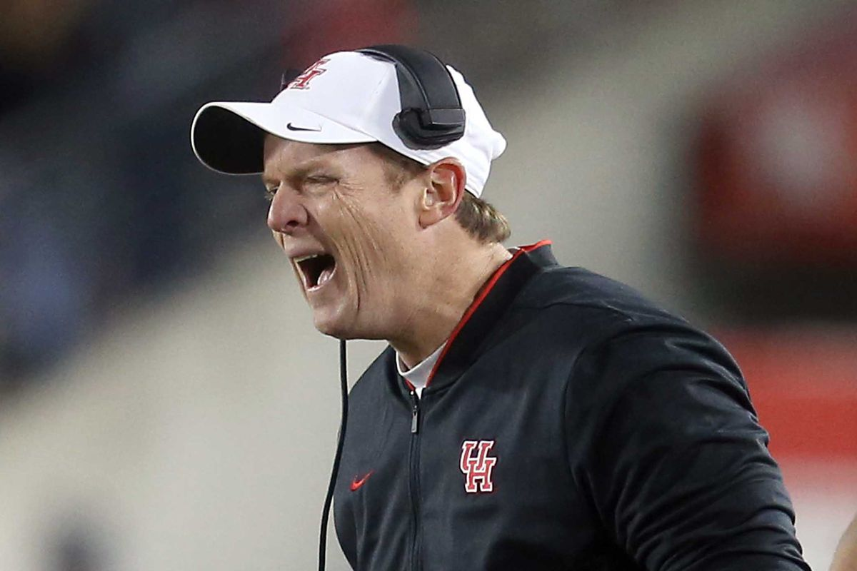 NCAA Football: Temple at Houston