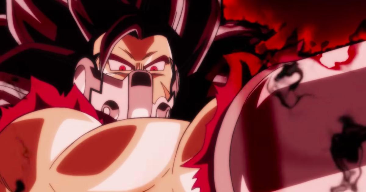 Dragon Ball Heroes anime trailer teases Evil Saiyan, Super Saiyan Blue Vegito & more