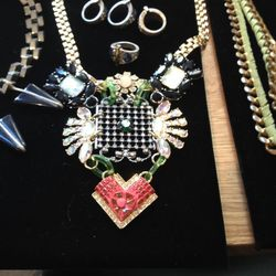 Necklace, $175
