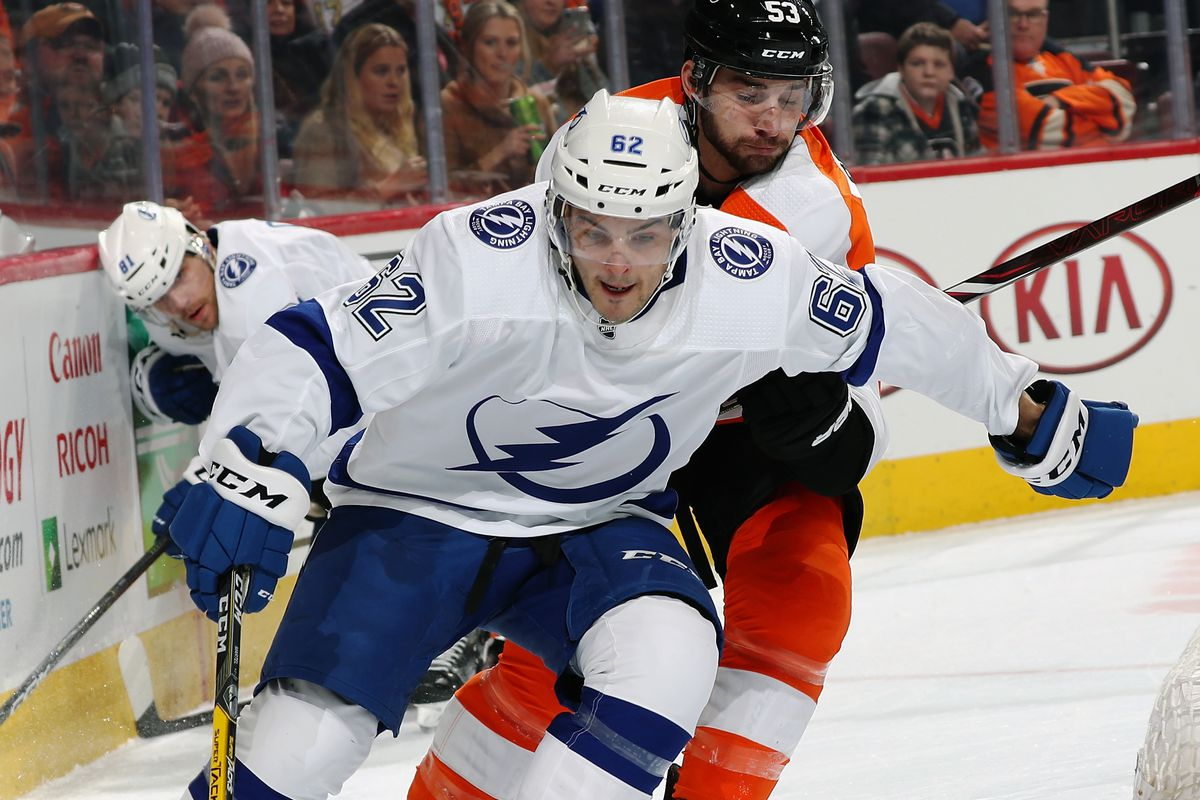 Tampa Bay Lightning Schedule 2020 Reports: Tampa Bay Lightning re sign Danick Martel to two way