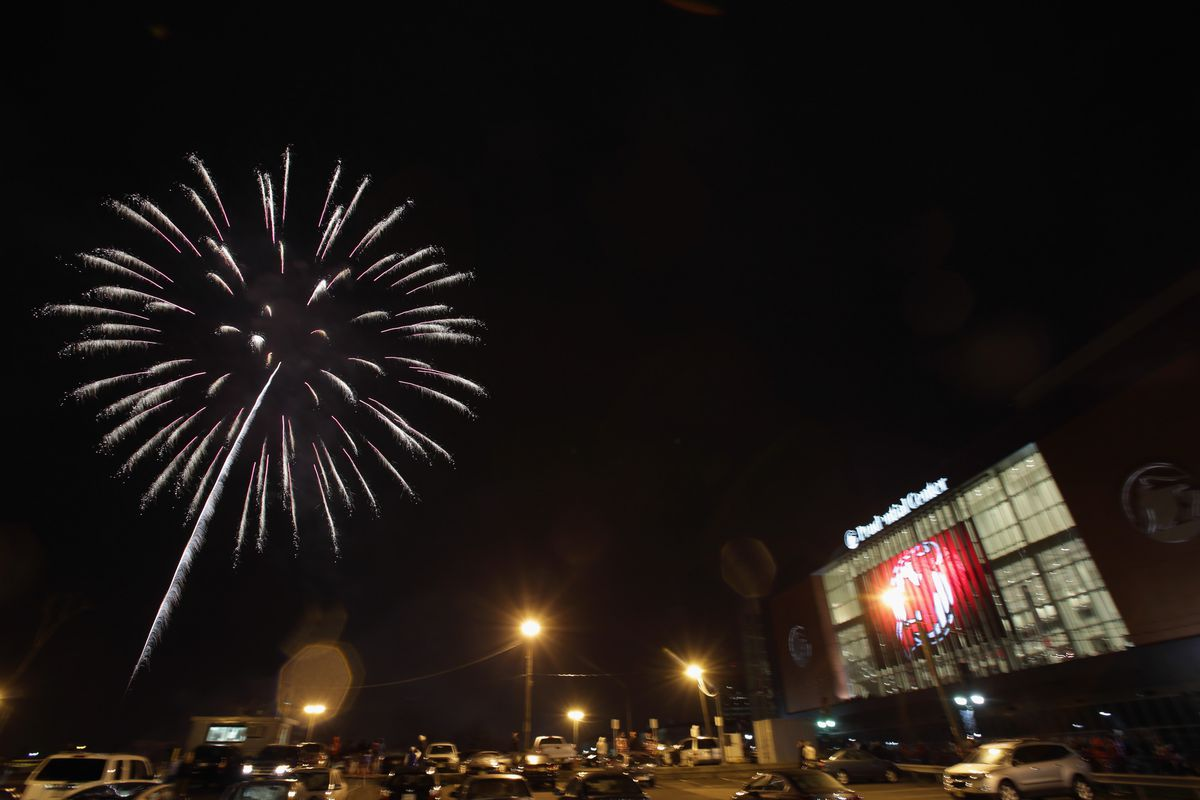 Fireworks (from April 11) are only appropriate for the not-quite-so-prestigious ILWT Awards