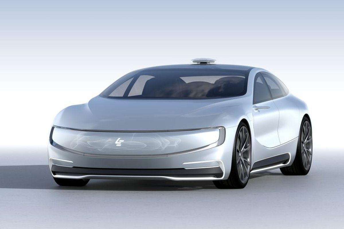 Faraday Future S Electric Hypercar