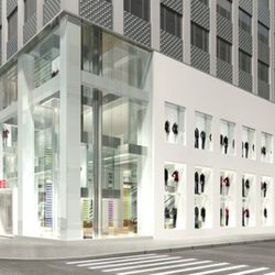 """Image via <a href=""""http://wwd2.wwd.com/retail-news/specialty-stores/uniqlo-to-open-two-largest-stores-5094865"""" rel=""""nofollow"""">WWD</a>"""