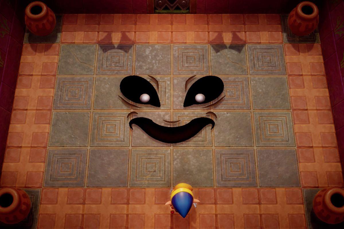 Link's Awakening Face Shrine walkthrough and maps