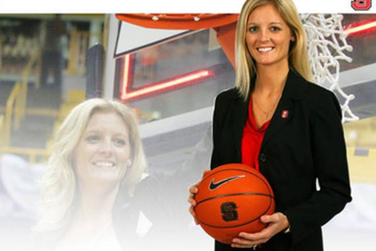 Could North Carolina State Head Coach and former Auburn Assistant Kelli Harper be moving to Auburn?