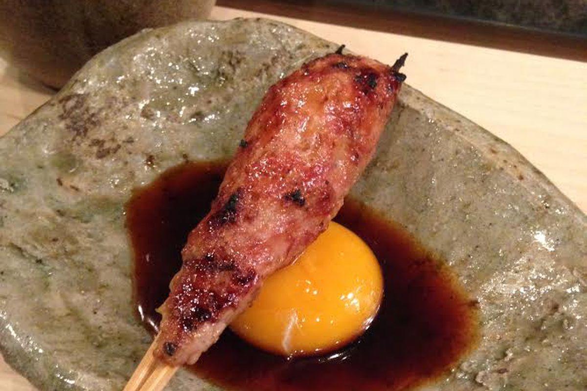 Hina Yakitori Opens For Japanese Chicken Skewer Omakase Menu