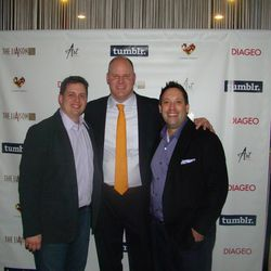 Wes Morton, Scott Drewno and Mike Isabella.