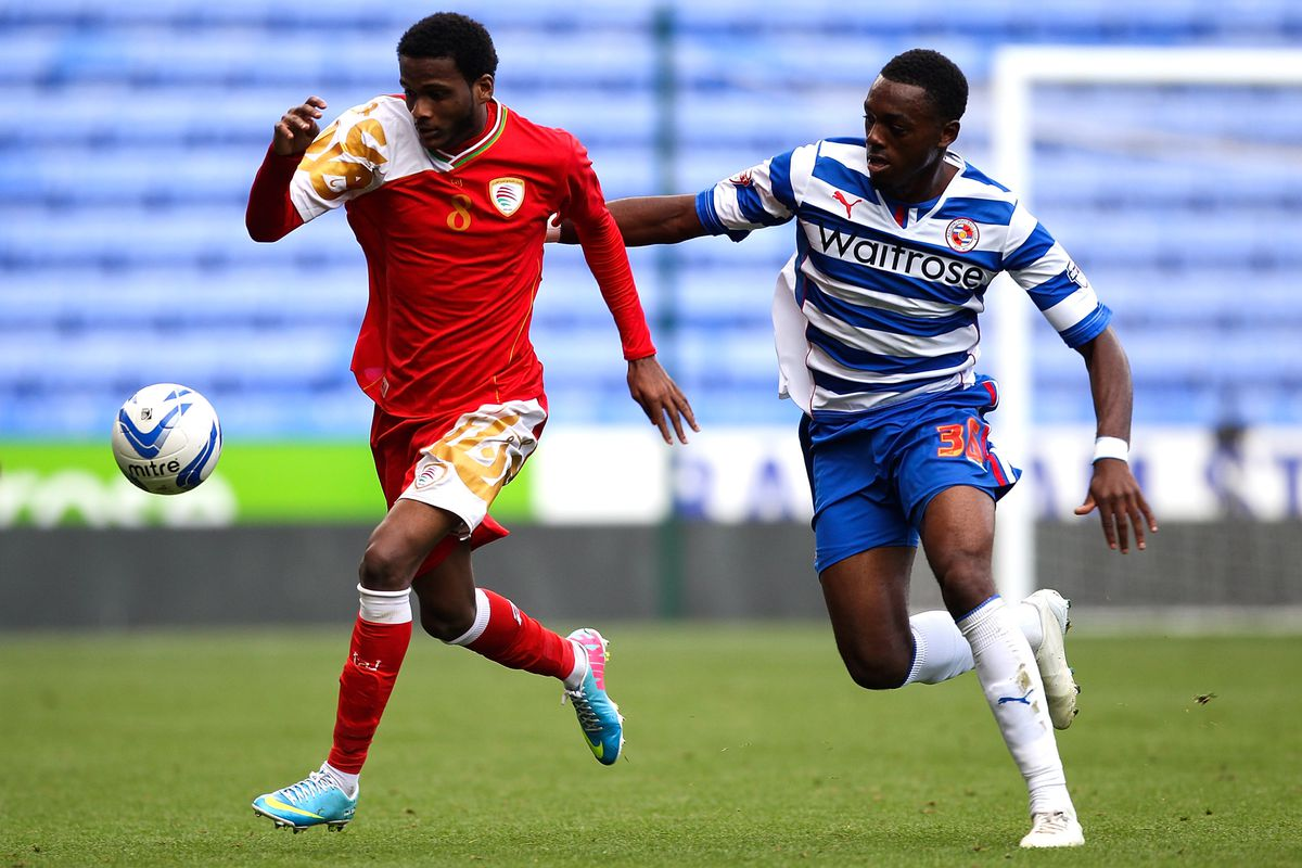 Ugwu played for Reading against Oman earlier in the season.