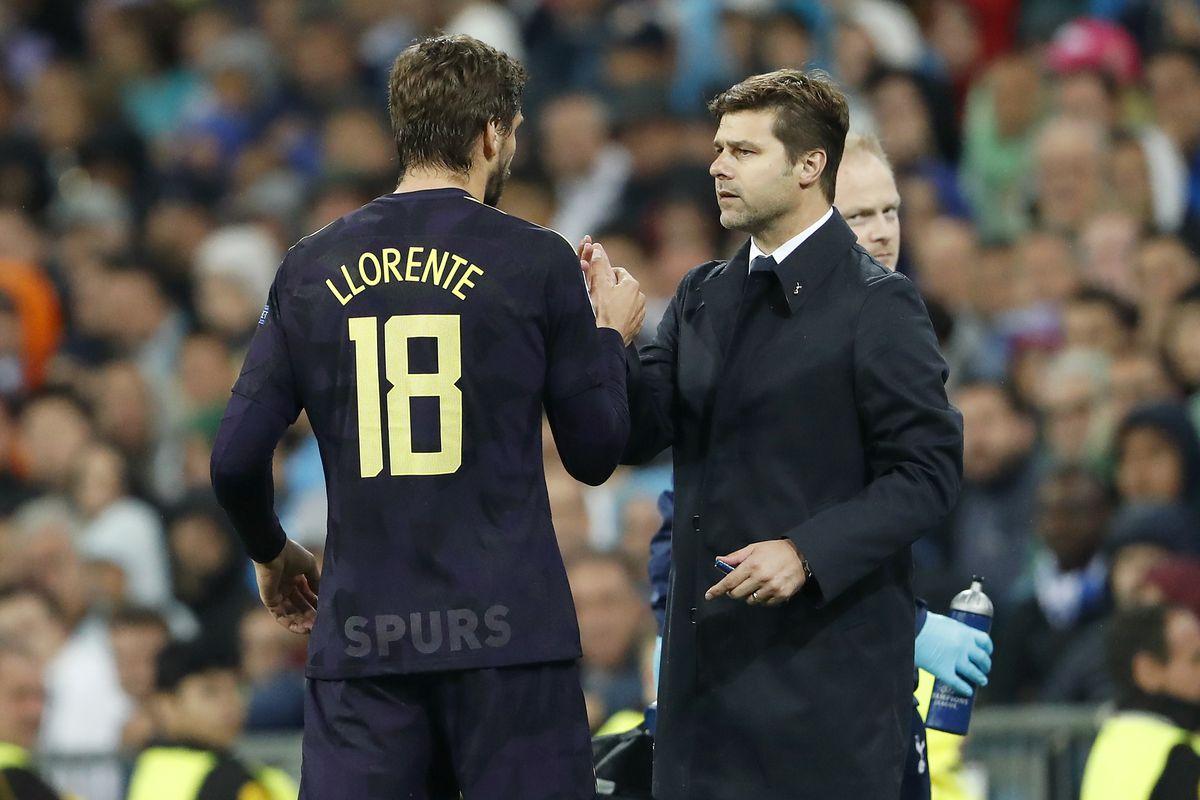 UEFA Champions League'Real Madrid v Tottenham Hotspur'