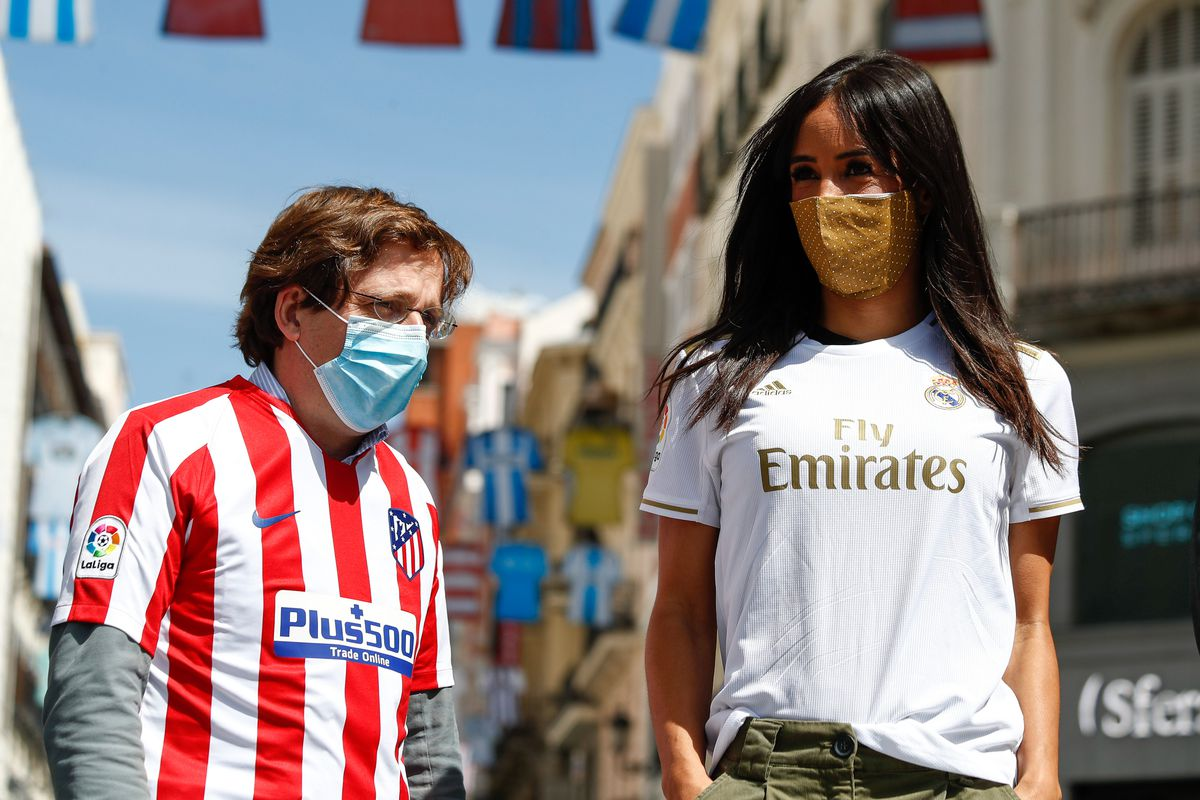 The Madrid City Council Supports The Restart Of La Liga
