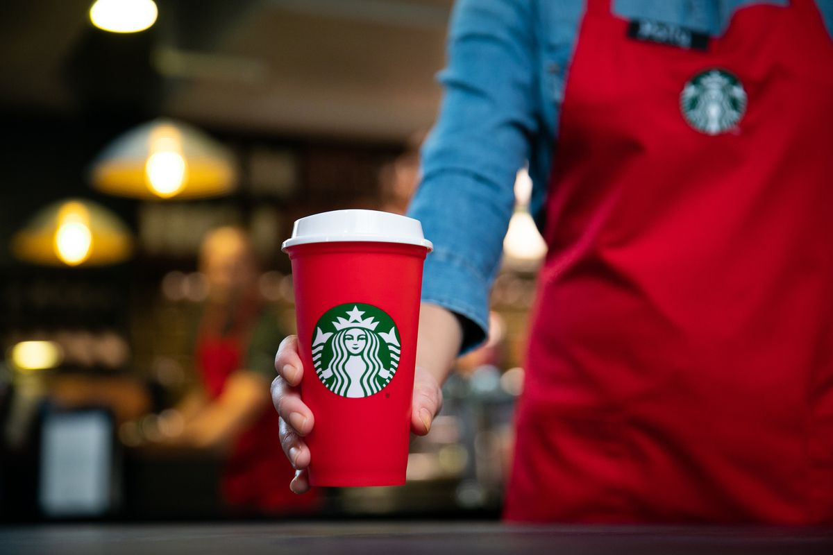No Reusable Red Cup For You Starbucks