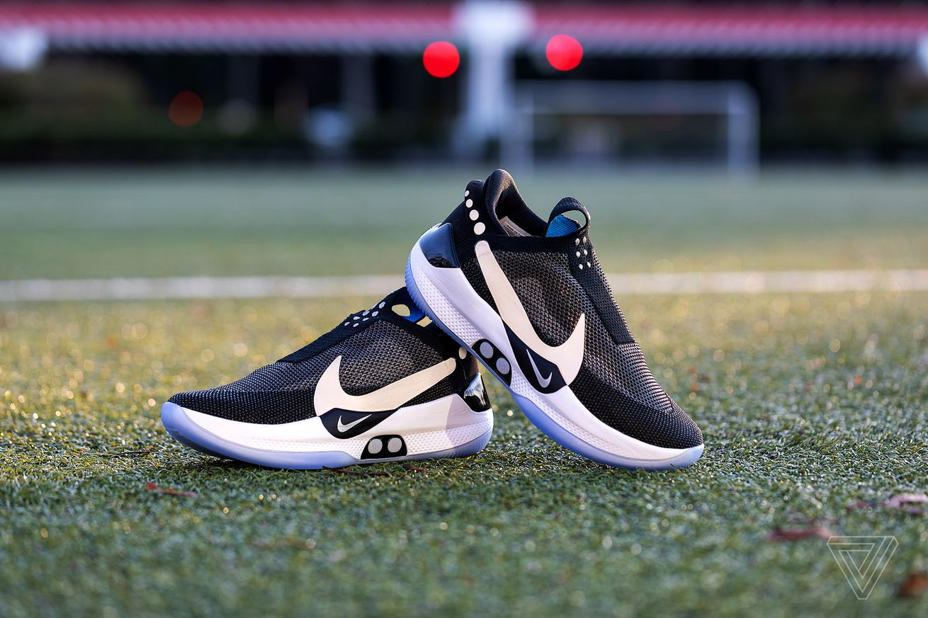 15de6c09eb Theverge | Nike's smart sneakers are breaking when used with an ...