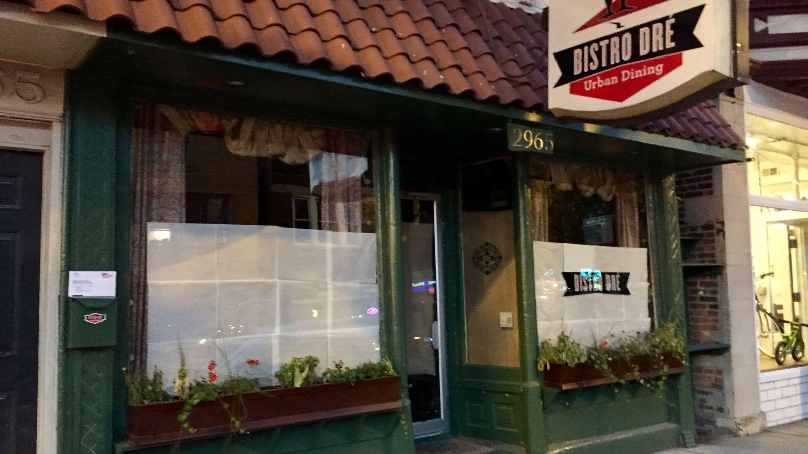 Bistro Dre: Bistro Dre, Popular Lakeview BYO Restaurant, Shutters On