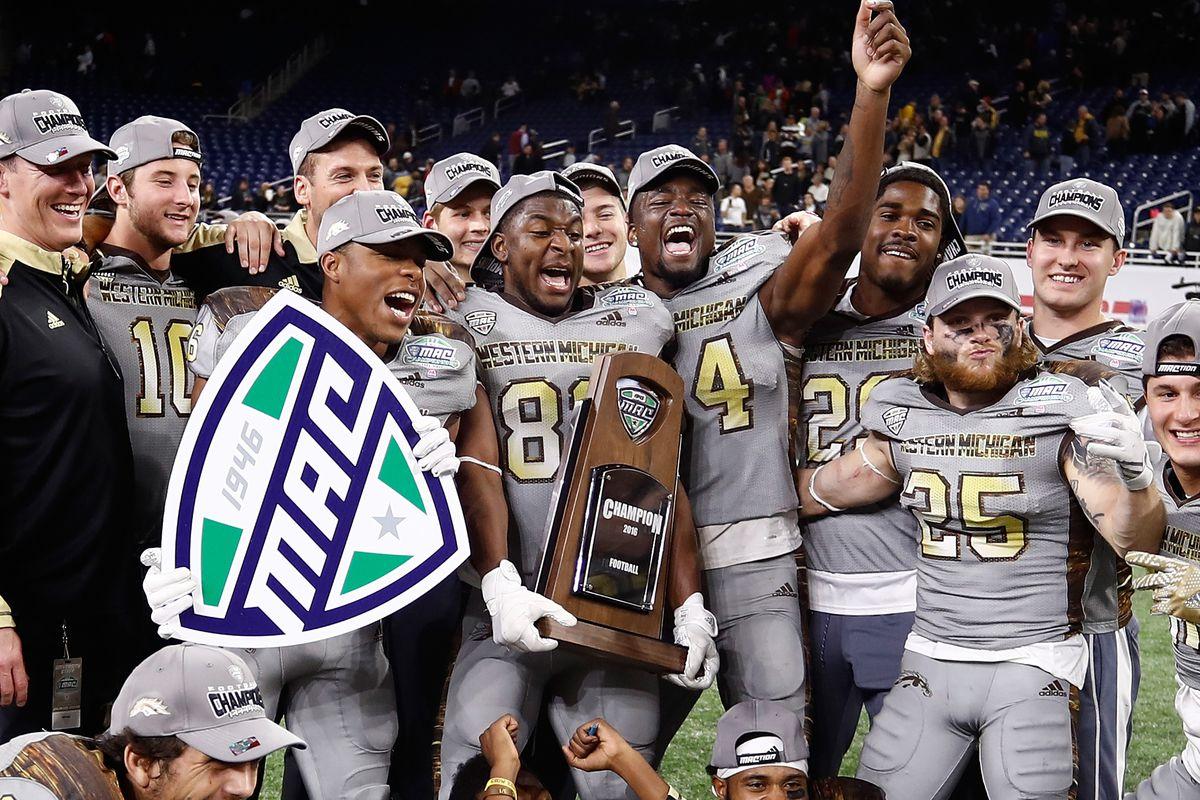 MAC Championship - Western Michigan v Ohio