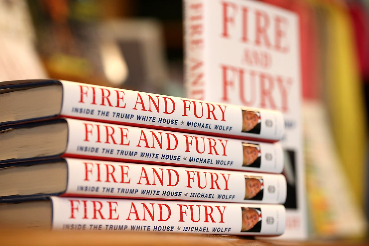 Michael Wolff's Book On Trump Administration Released Early Due To Demand