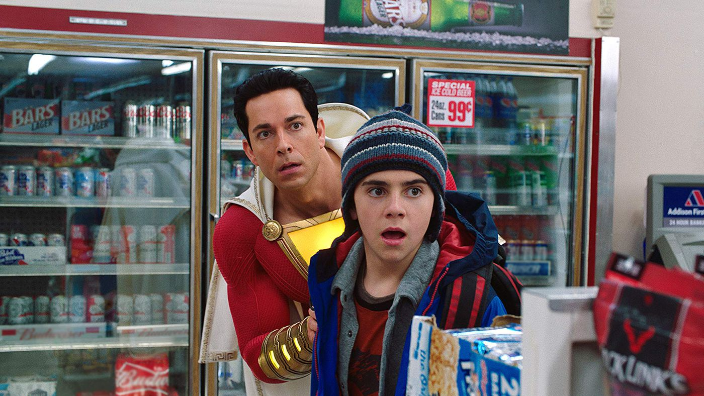 'Shazam!' and the Future of the DCEU With David F. Sandberg