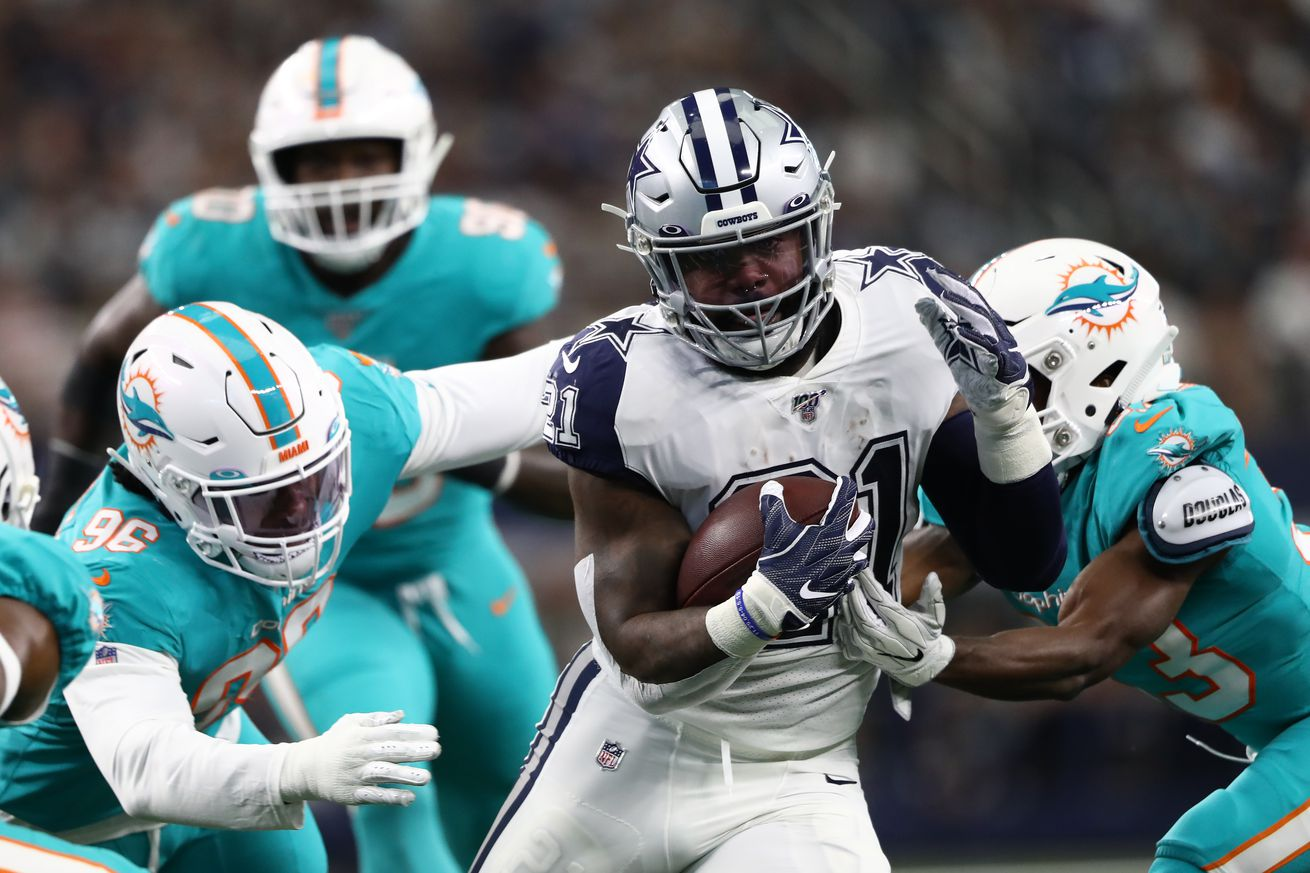 Miami Dolphins v Dallas Cowboys