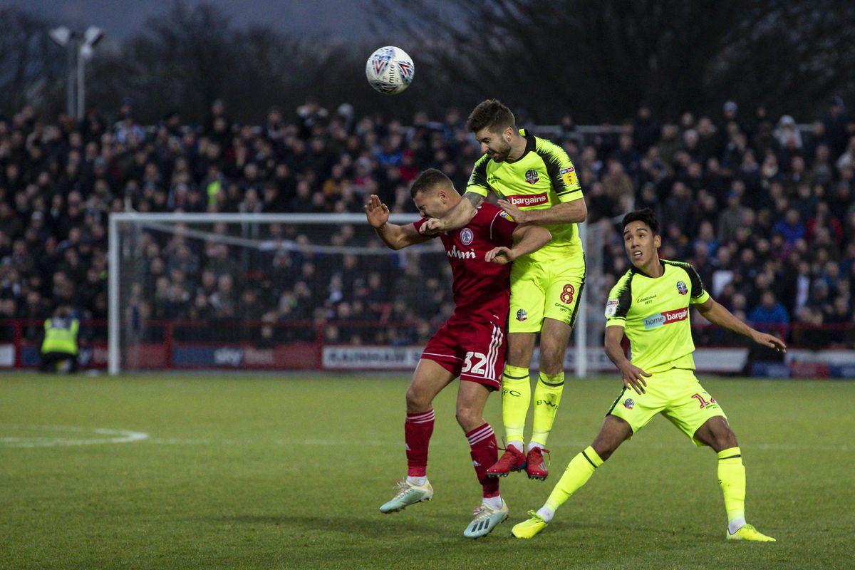 Accrington Stanley v Bolton Wanderers - Sky Bet League One