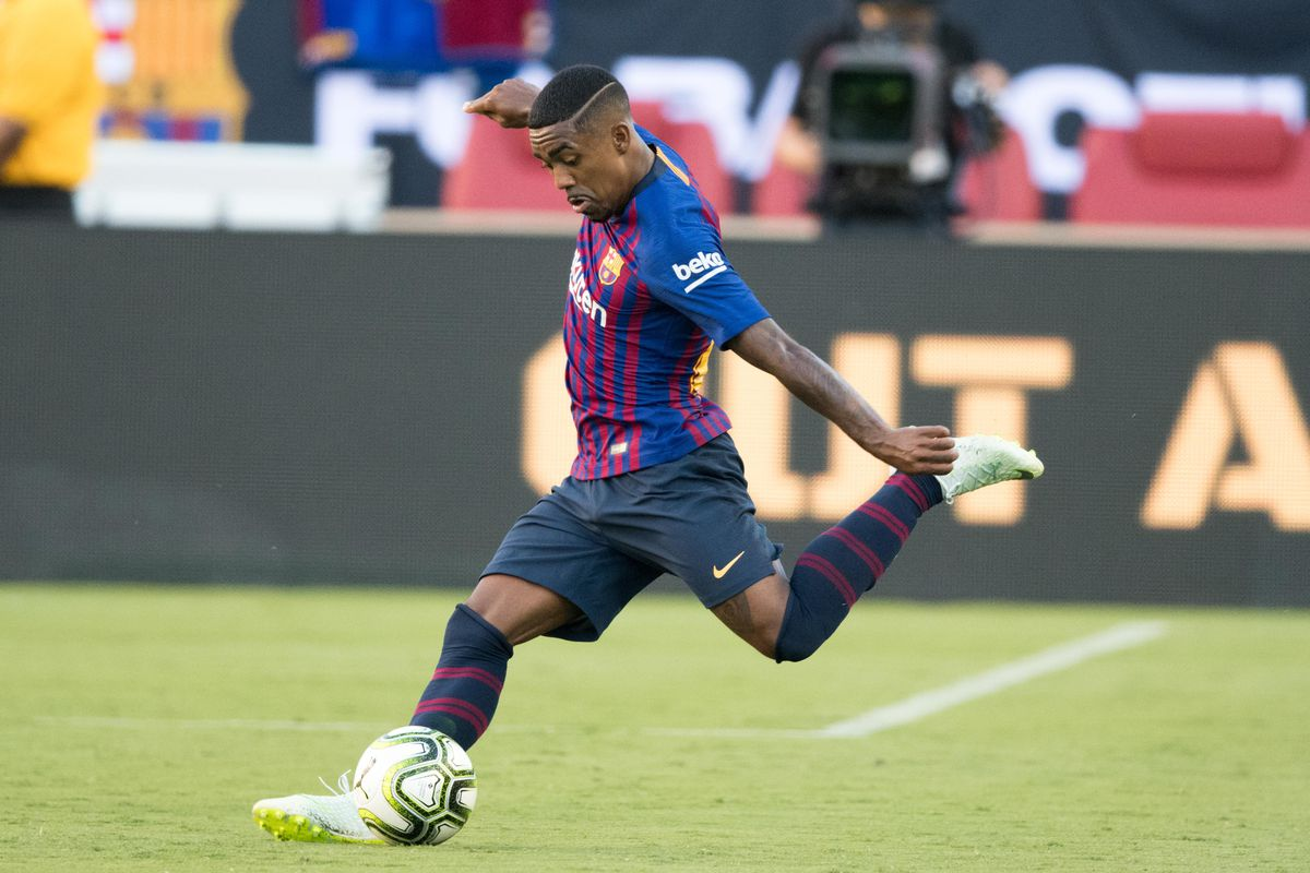 Soccer: International Champions Cup-AC Milan at FC Barcelona
