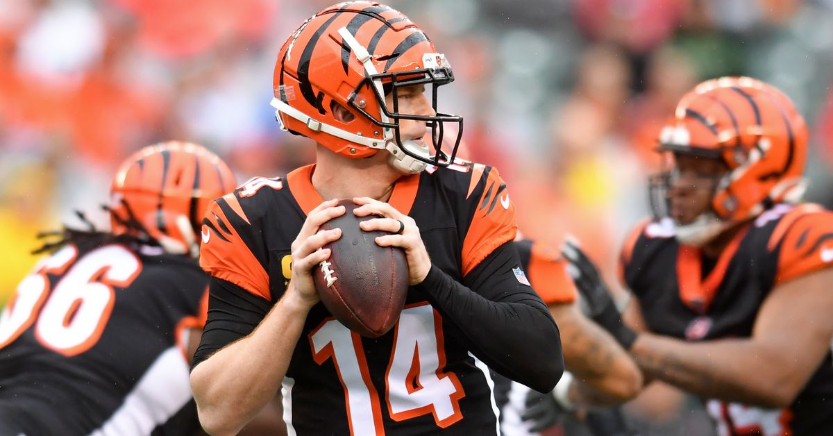 Report: Bears and Bengals have discussed Andy Dalton Trade