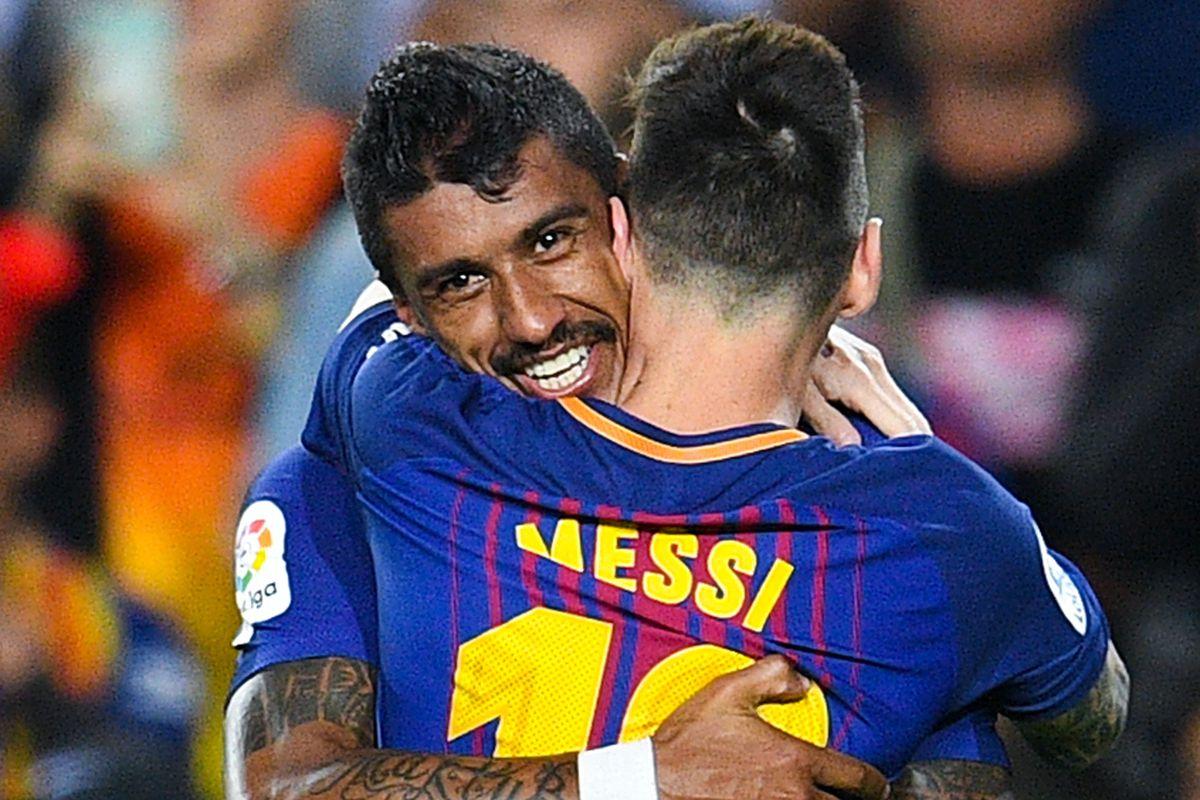 Paulinho Cetak Rekor Baru, Messi pun Kalah