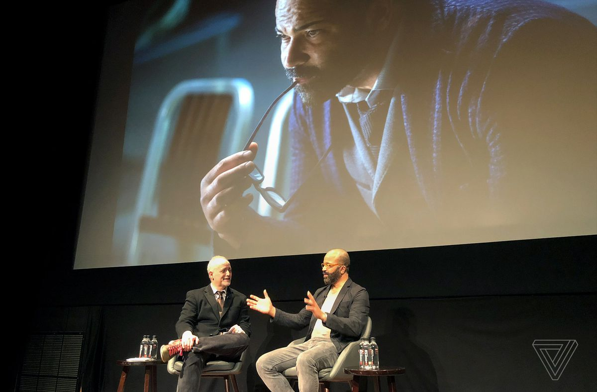 Jeffrey Wright says his Westworld character is 'based on a