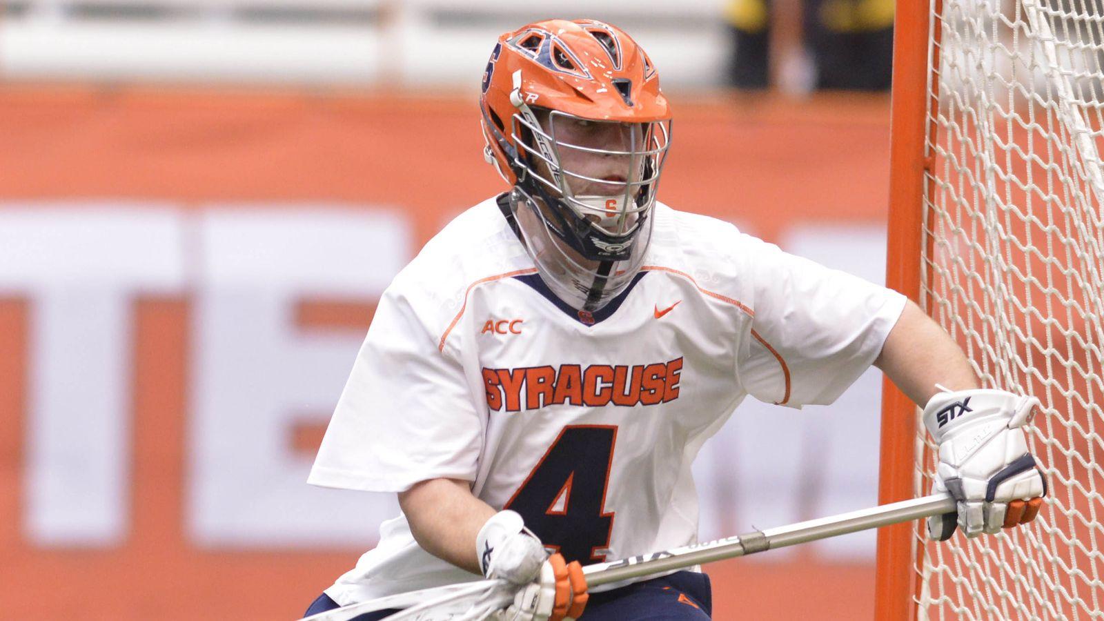 2015 Syracuse Lacrosse Preview Erasing 2014 Troy Nunes