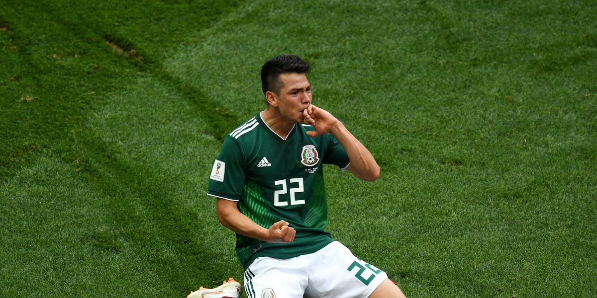 on sale 1ff80 18098 Meet Mexico's Hirving Lozano aka 'Chucky,' the newest ...