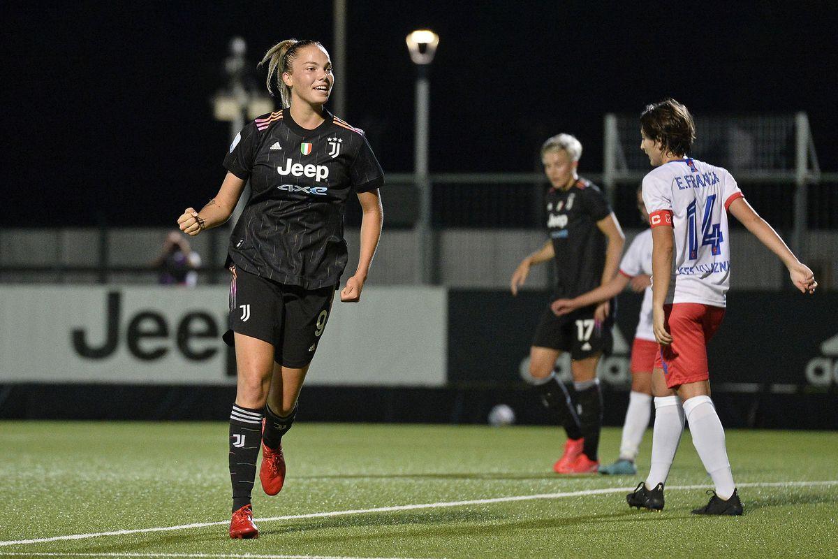 Juventus Women v Vllaznia - UEFA Women's Champions League