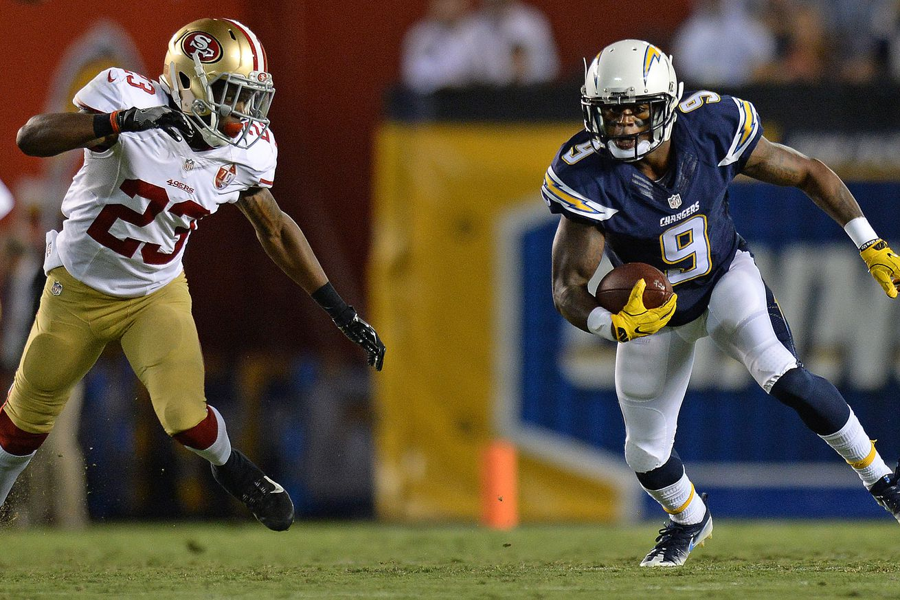 Chargers Roster Breakdowns, 90-in-90: WR Isaiah Burse
