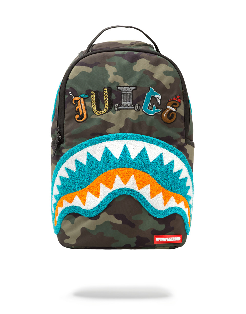 df55adacc5ea Sprayground set to release limited edition Jarvis Landry Shark ...