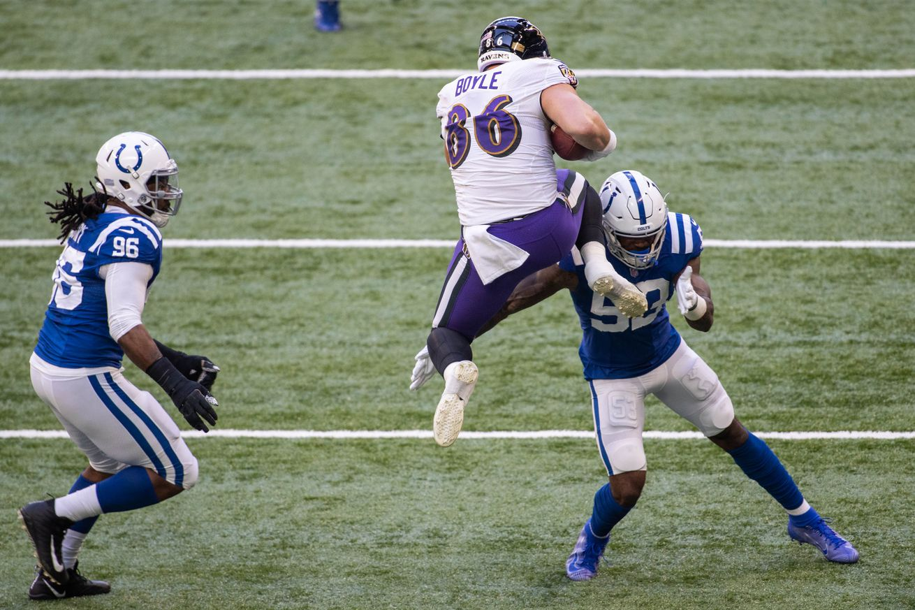 NFL: Baltimore Ravens at Indianapolis Colts