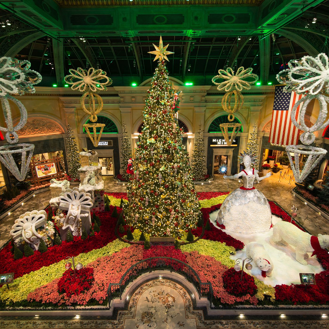 Where To Dine On Christmas Day In Las Vegas Eater Vegas