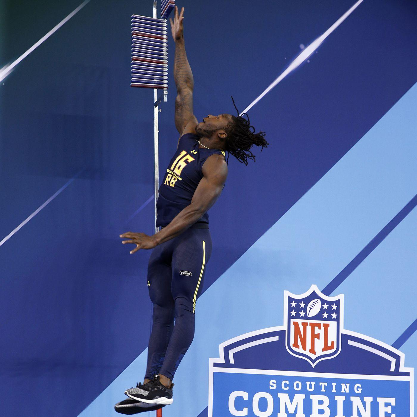 NFL Combine drills 2017: Full running backs results