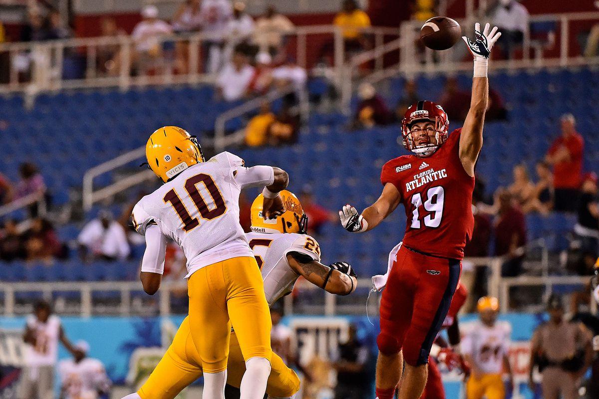 NCAA Football: Bethune Cookman at Florida Atlantic