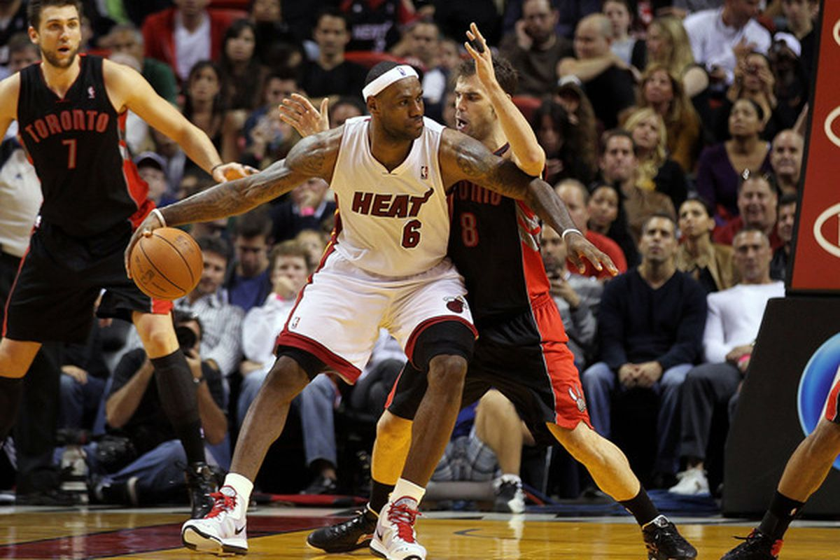 LeBron James is used to playing well at MSG, but how about while playing the 4?