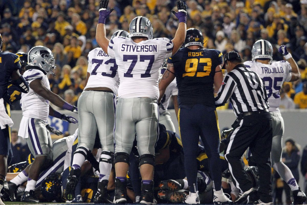 Boston Stiverson has graduated and signed a free-agent contract with the Dallas Cowboys. His No. 77 will be inherited by defensive tackle Aidan Murray.