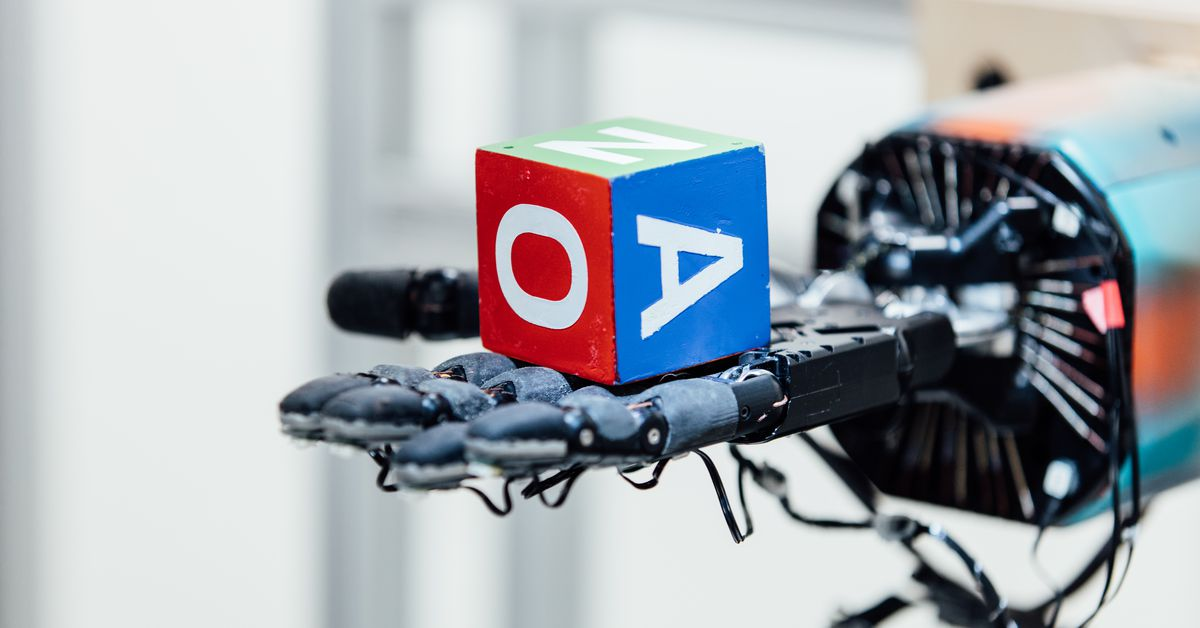 OpenAI Sets New Benchmark for Robot Dexterity