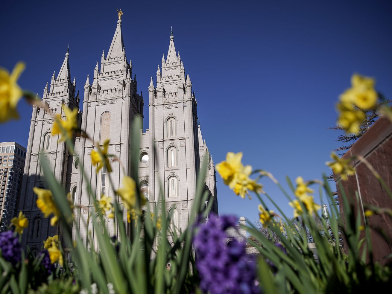 Utah residents react to new temple coming to Syracuse